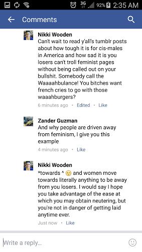 Fuckboy Zander