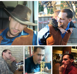 Cowboy hats are the closest we have to male birth control.