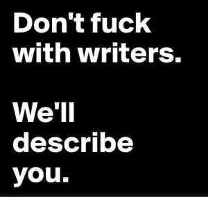 Stolen from Writing About Writing